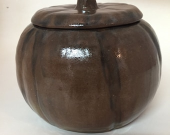 Pumpkin pot