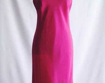 Slip Dress pink 90's