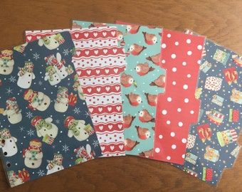 Night Before Christmas A5 Dividers
