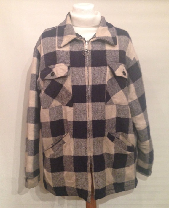 Vintage flanell jacket EV11