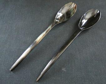 Handmade spoons from animal horn