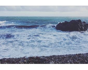 Langland Beach Photograph