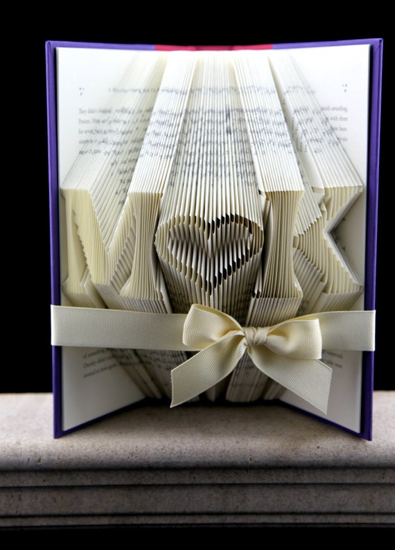 Book Art Wedding Gift : Book Art, The Sorcerers Stone, First Anniversary Gift, Wedding Gift ...