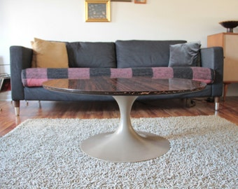 Burke tulip style coffee table