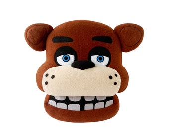 Five Nights at Freddy's Freddy Fazbear Plush Pillow Toy