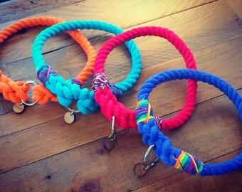M & B Summer Rope Slip Collars
