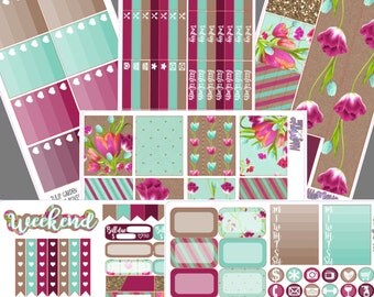 Tulip Garden- Full Sticker Kit