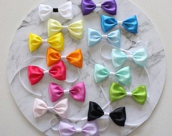 Big Hair bow / Bunny Bow / Bowtie for small to medium pets.