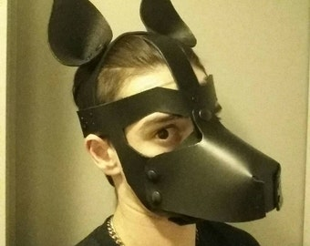 Pup Hood- One Size fits most