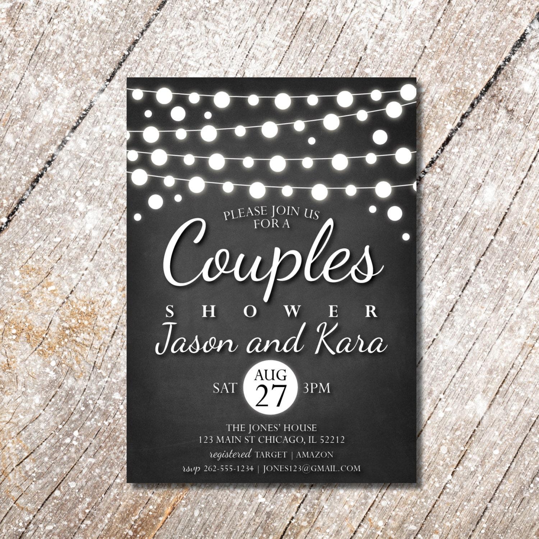 gray rectangle damask navy invitations shower and elegant bridal