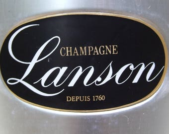 Lansons Champagne Ice Bucket