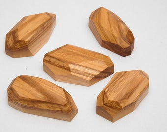 Ash Wood Magnets for the refrigerator Wooden Magnets Ash Wood Magnets for metal surfaces Magnets Hostess Gift