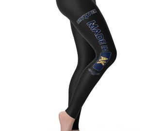 Made In AK Alaska Women's Leggings