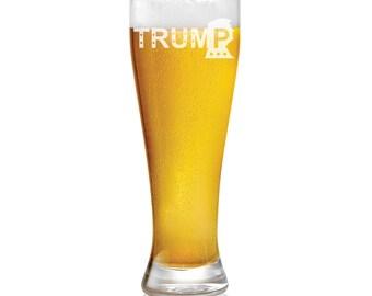 Trump 23 oz Beer Pilsner (AQ132L)