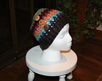 Open Top Headband/Hat