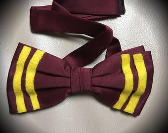 Hogwarts Gryffindor House Harry Potter Bow Tie