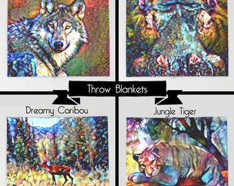 Throw Blanket, Blanket, Soft Blanket, Print Blanket, Queen Blanket, Couch Blanket, King Blanket, Twin Blanket, Fleece Blanket, Gift, Sherpa