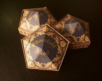 Chocolate Frog Box - Harry Potter