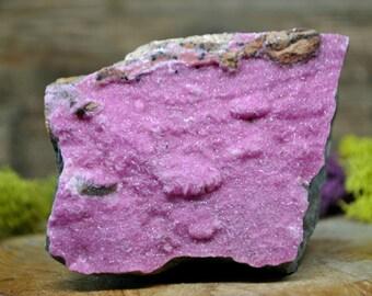 Pink Cobaltian Druzy Crystal Specimen - 1243.42