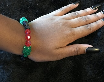 RBG stretch bracelet
