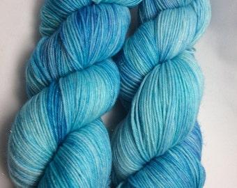 32' F (Elsa) Super Squishy Sparkle Sock
