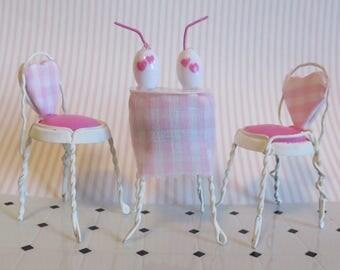 Miniature Sweet Shop Set