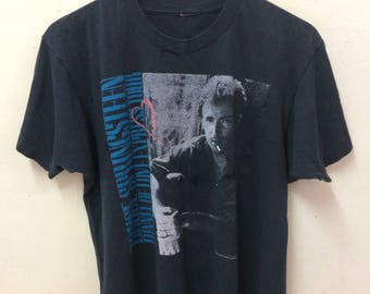 Bruce Springsteen Shirt ©1988 Tunnel Of Love Express Tour
