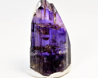 AWESOME Multi-Color! Bright Natural Tanzanite Crystal with GREAT PLEOCHROISM from Arusha, Tanzania, Africa 10