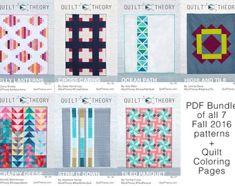 PDF Pattern Bundle 1