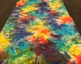 Table Runner - Tie Dye