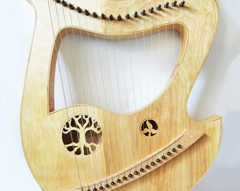 "Liara ""Source"" C major Lyre instrument"