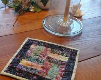 Batik hot pad