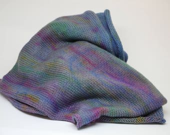 OOAK Superwash Sock Blank - 4 Ply for Knitting and Crochet