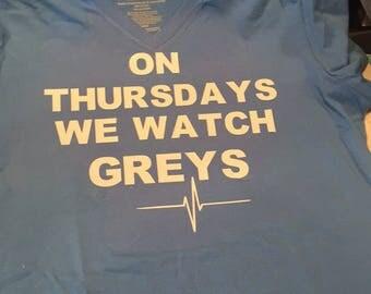Greys anatomy shirt