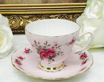 Colclough teacup and saucer