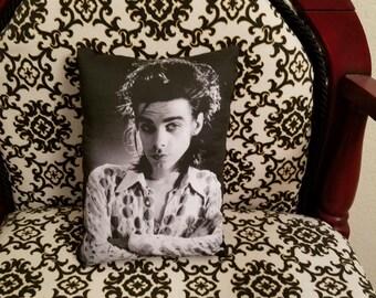 Nick Cave pillow