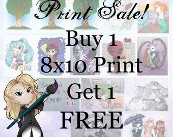 8x10 Print Sale!