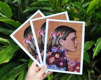 """Fine Art Print - Growth - 6x8"""" - Medium Print"""