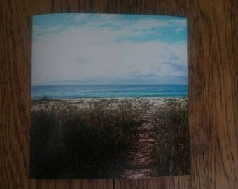 Landscape Photography Crystal Clear beach photography limited edition