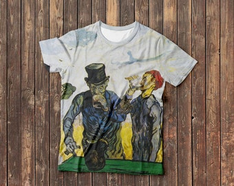 t-shirt Drinkers, t-shirtt Painting