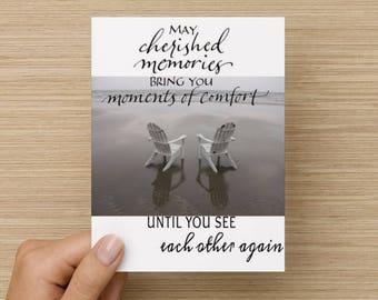Sympathy Card / Sympathy Gift / Grief Gift / Grief Card / Condolences / Thinking of you