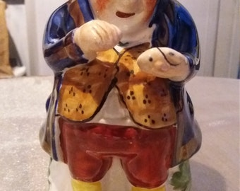 Allerton Toby Jug the Snuff Taker