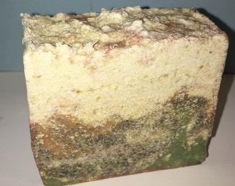 Pine (Eros - Love God) handmade artisan soap