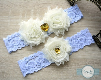 Something Blue, Wedding Garter, Bridal Garter, Pale Blue Garter, Lace Garter, Garter, Garter Set, Light Blue Garter, Blue, Toss Garter, Lace