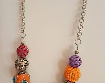 Multiple Necklace Colors