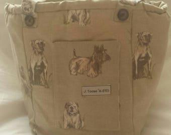 Gorgeous Vegan Handmade Shoulder Bag