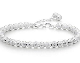 Dainty Bead Bracelet
