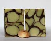 CAMO BAR TWO(2) Ecucalyptus natural vegan soap