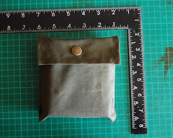 Bushcraft Hexi Cooker/Stove Bag in Waxed Cotton