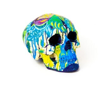 Human skull realistic replica - Madonia